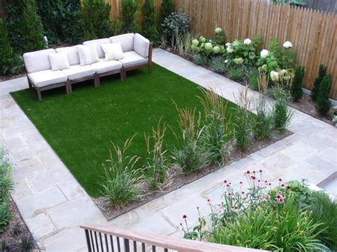 easy maintenance backyard designer backyards pics