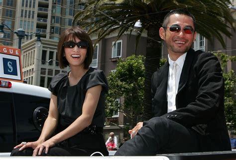 Ichiro Suzuki Family Est100 一些攝影 Some Photos Ichiro Suzuki Suzuki Yumiko 鈴木