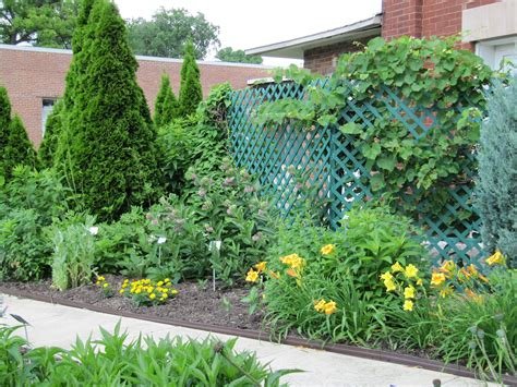 Indiana Medical History Museum Tour The Garden Plants Vegetable Garden