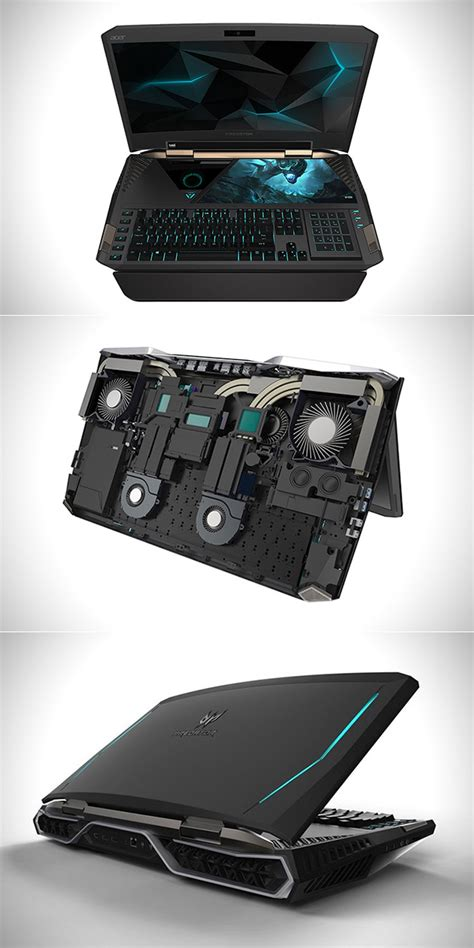 Laptop Acer Gaming a beast of a laptop acer predator 21x vxfeed