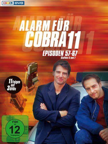 Motorrad Für Kinder Ab 12 Jahre by Alarm F 252 R Cobra 11 Staffel 6 7 3 Dvds Preisvergleich