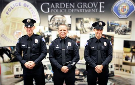 Garden Grove Ca Department Department Recruitments City Of Garden Grove