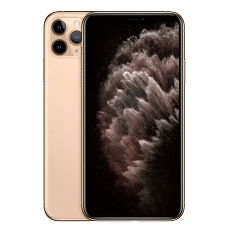 apple iphone  pro max  gb dorado telcel