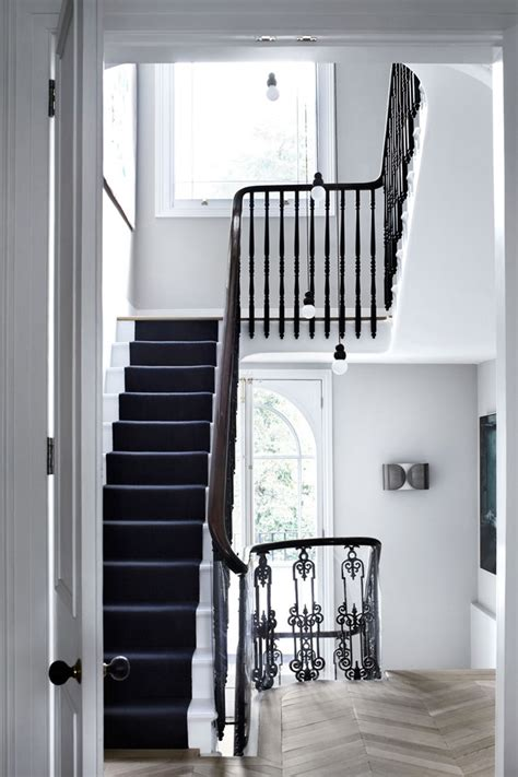Townhouse Stairs Design Suzy Hoodless Townhouse Interiors Inspiration Real Homes Houseandgarden Co Uk