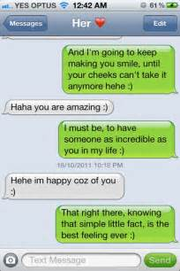 The 20 most romantic texts ever sent and posted online