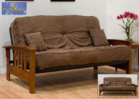 mission style futons mission style futon couch roselawnlutheran