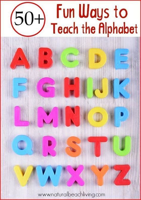 5 ways to use free printables to get organized in 2015 50 fun ways to teach the alphabet book crafts sensory