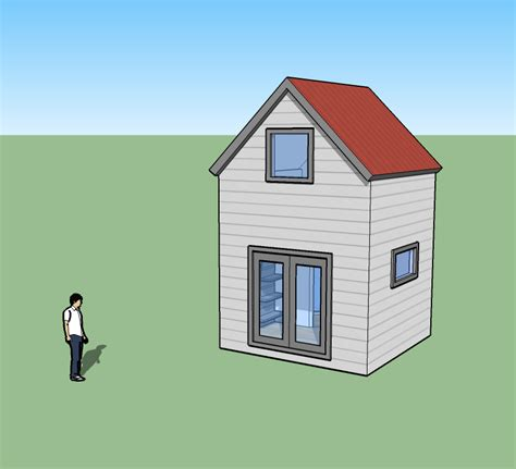basic house tiny simple house is off the back burner tiny house design