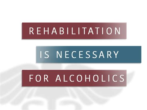 Mandatory Civil Treatment Detox by Rehab Is A Must For Alcoholics Abuse And