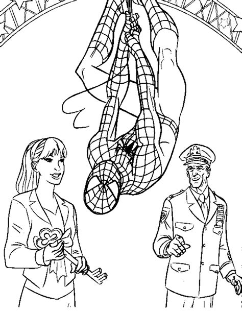 marvel coloring pages games z onae coloring marvel comics spider man
