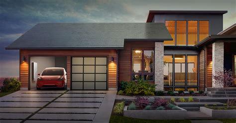 tesla house tesla solar roof tesla