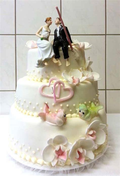 Hochzeitstorte Angler by Hochzeitstorte Angler B 228 Ckerei Konditorei Heino Krahl