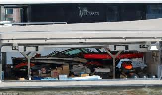 superyacht owned  billionaire fulham fc chairman     london daily mail