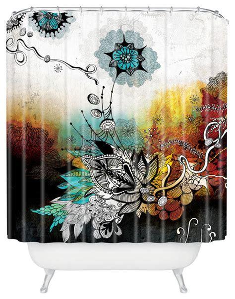 dream curtain designs gallery iveta abolina frozen dreams shower curtain contemporary