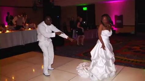hip hop wedding  dance youtube