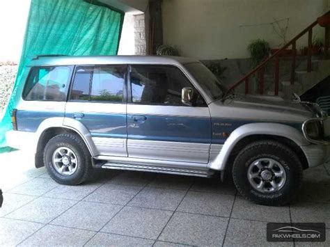 how to sell used cars 1993 mitsubishi pajero security system mitsubishi pajero exceed 2 8d 1993 for sale in islamabad pakwheels