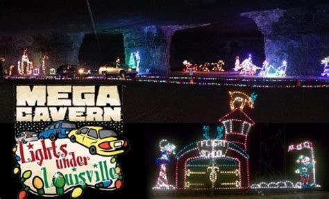 cheap tickets to lights under louisville on groupon
