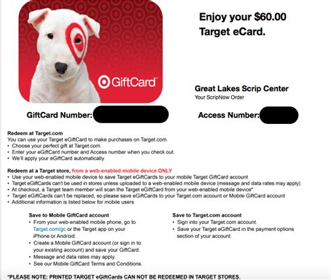 Where Is The Target Gift Card Number - blog friends of winskill
