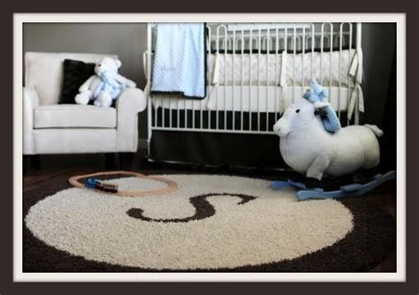 monogram rugs baby nursery 17 best images about custom rugs on carpets zebra print and initials