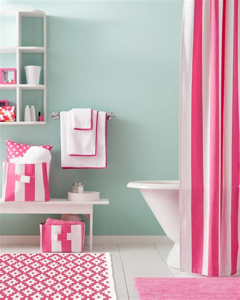 pink and blue bathroom 1 bathroom 3 ways fresh american style