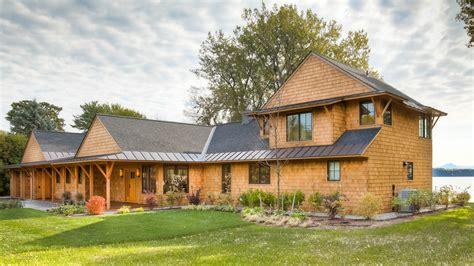 building a home in vermont don welch architecture burlington vermont lakefront