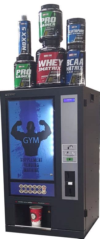 supplement vending machine supplement vending machine purchasing souring