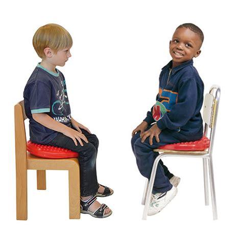 disc o sit wobble air cushion seat junior adhd new 89 12