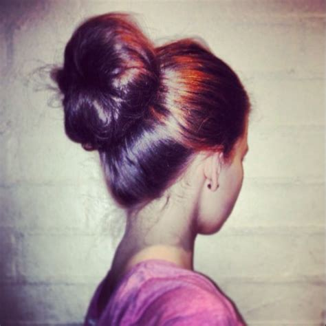 updo hairstyles with donut 1000 ideas about donut bun hairstyles on pinterest