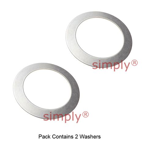 Bitzer Thrust Washer Ring Washer Besar as2542 thrust washer series as 25x42x1mm simply bearings ltd