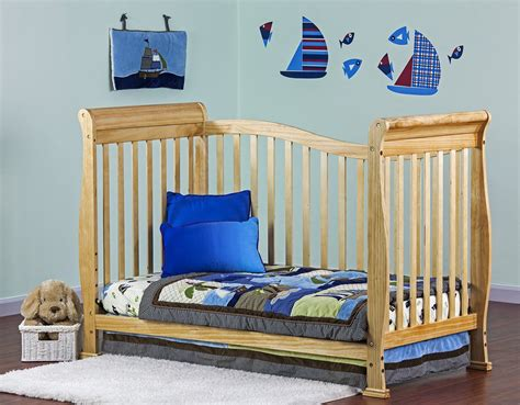 7 in 1 convertible style baby crib toddler bed