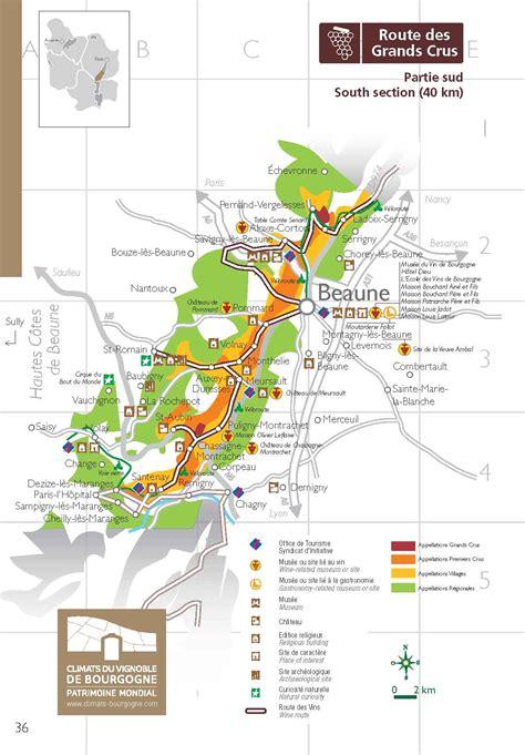 grande route des vins vivez les vins de bourgogne en