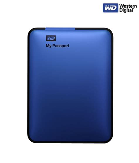 Hardisk My Passport 1 wd my passport 1 tb disk blue buy external disks at lowest prices on