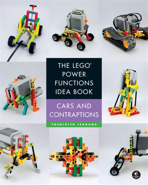 tutorial lego power functions isbn1593276893 1 the lego power functions idea book vol