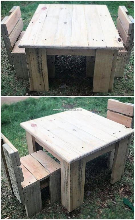 pallet table designs     pallet bench