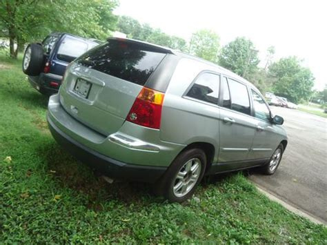 chrysler pacifica problems 2004 buy used 2004 chrysler pacifica has engine problem seems