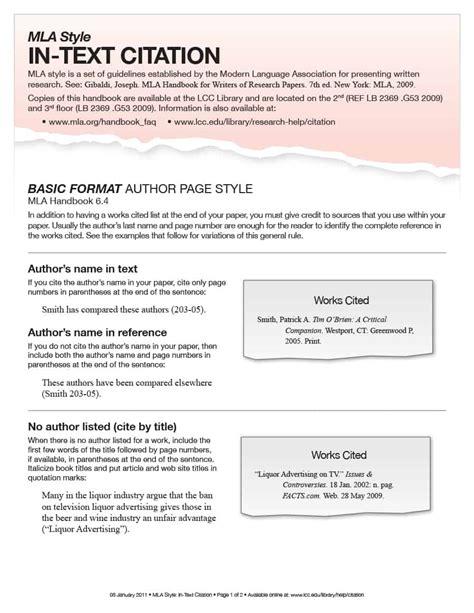 work cited mla format template mla format work cited template images free templates ideas