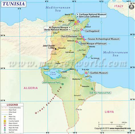 tunisia map of the world djerba city check out djerba city cntravel