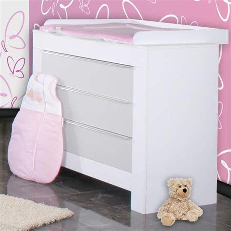 babyzimmer rosa grau babyzimmer felix in weiss grau mit 3 t 252 rigem kl 19 tlg