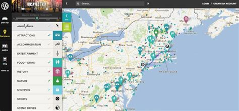 road maps route planner usa us map travel planner