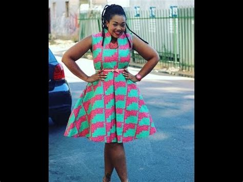 Simple African Dress Patterns