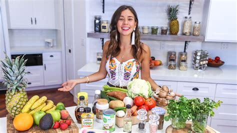 Vegan Pantry Essentials by Weight Loss Vegan Meal Prep Rawvana