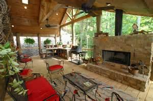 Lamar Design ? Winter Park, Florida Design Firm » North Carolina Cabin