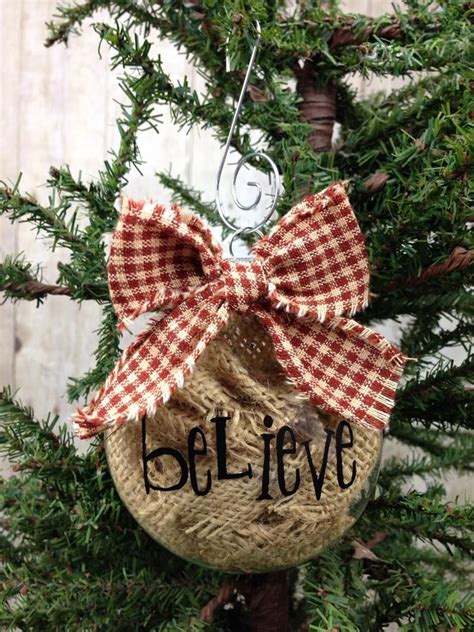 25 unique country christmas ornaments ideas on pinterest