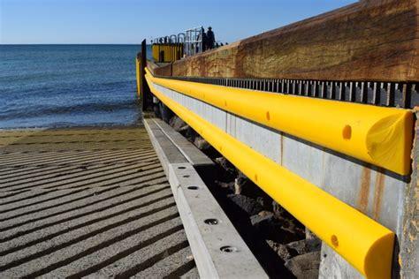 plastic pontoons jetty pontoon plastic d section dock fenders