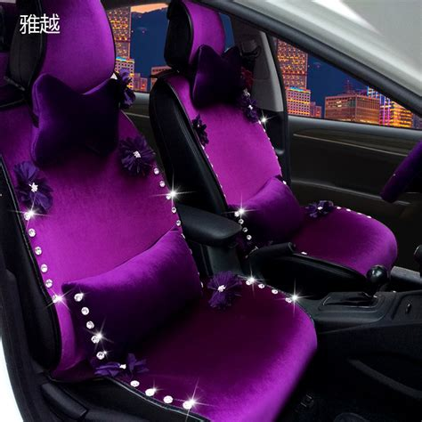 purple seat covers for cars popular purple car seat covers buy cheap purple car seat