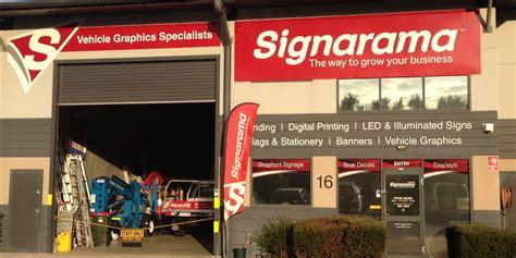 boat shop tuggerah signarama tuggerah our signage team