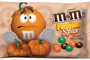 review pumpkin spice latte m amp m s junk banter