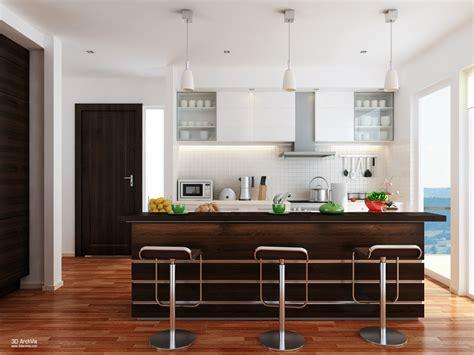 idee  arredare una cucina  vista casa  stile