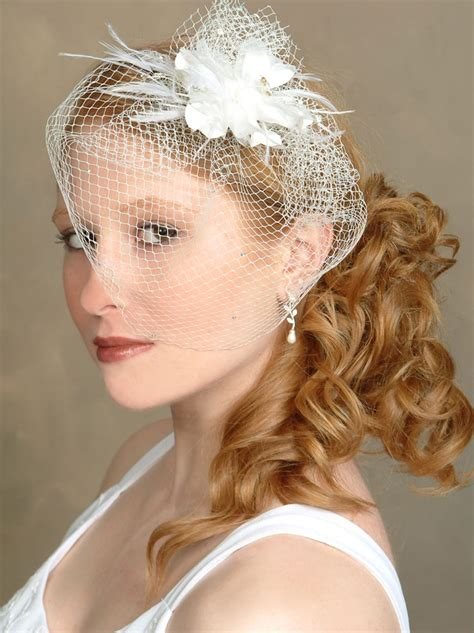 bridal hairstyles with birdcage veil birdcage veil images bridal jewellery