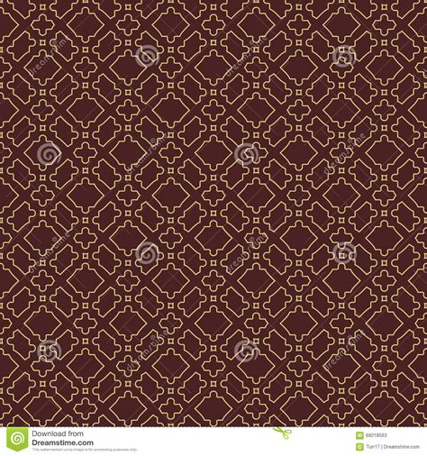 geometric seamless pattern vector geometric seamless vector pattern stock vector image